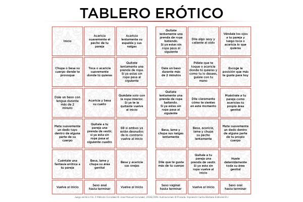 Juegos de mesa eróticos