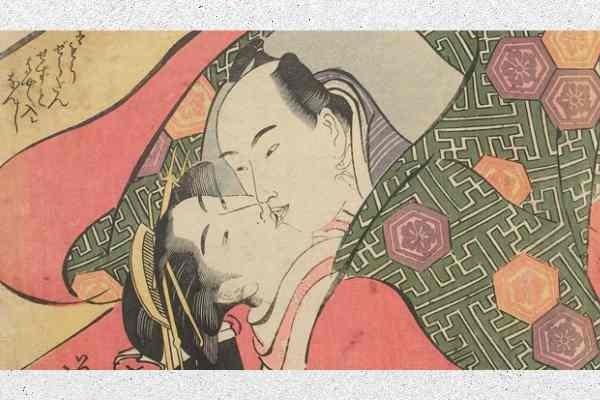 Shunga arte japonés Shuncho
