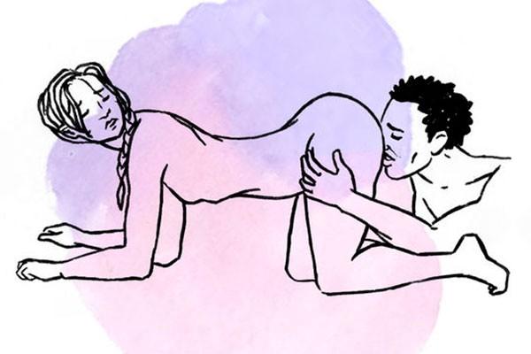 posiciones para tener sexo