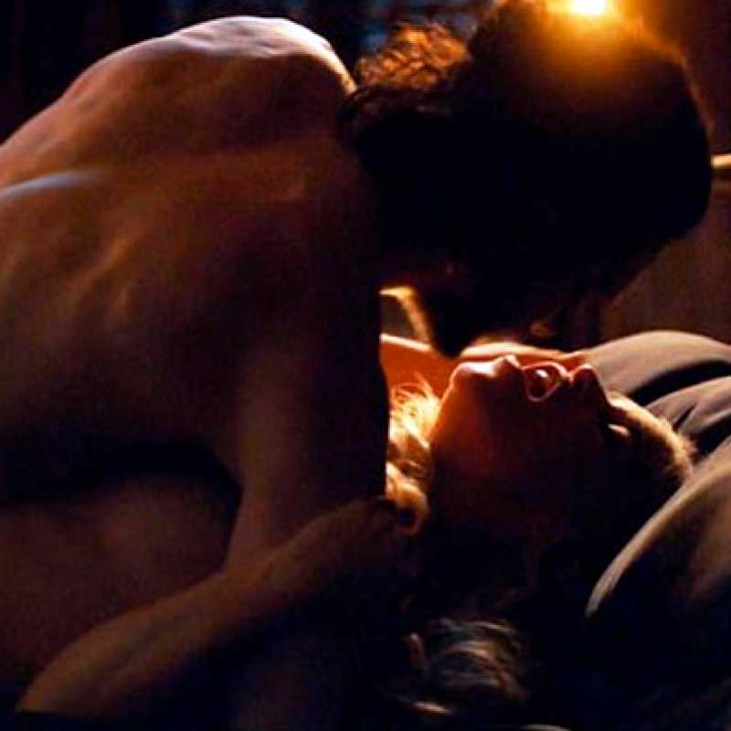 9 posiciones sexuales al estilo Game of Thrones