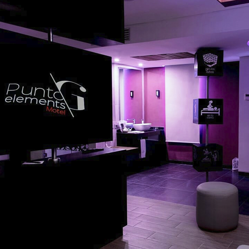 Conoce el excitante Love Hotel del mes: Punto G Elements
