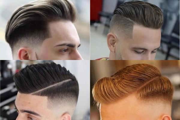 Nuevos peinados hombre 2020