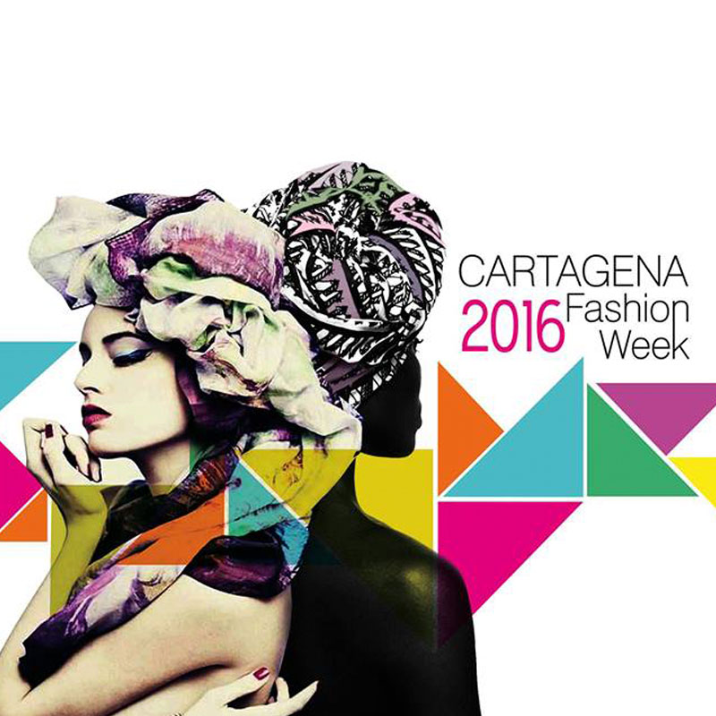 Todo listo para el Cartagena Fashion Week 2016