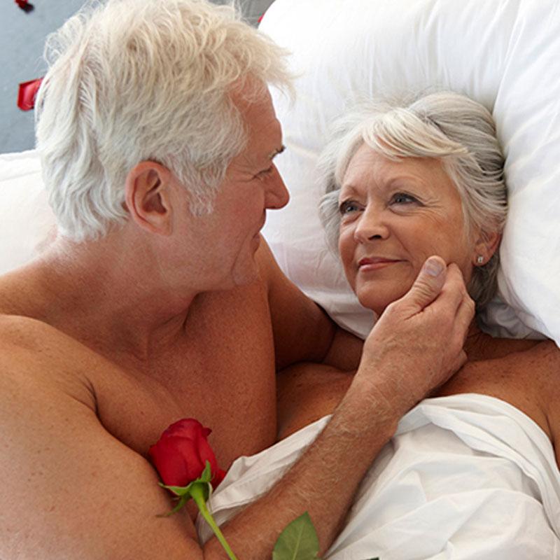 престарелые мужчины секс встал раков