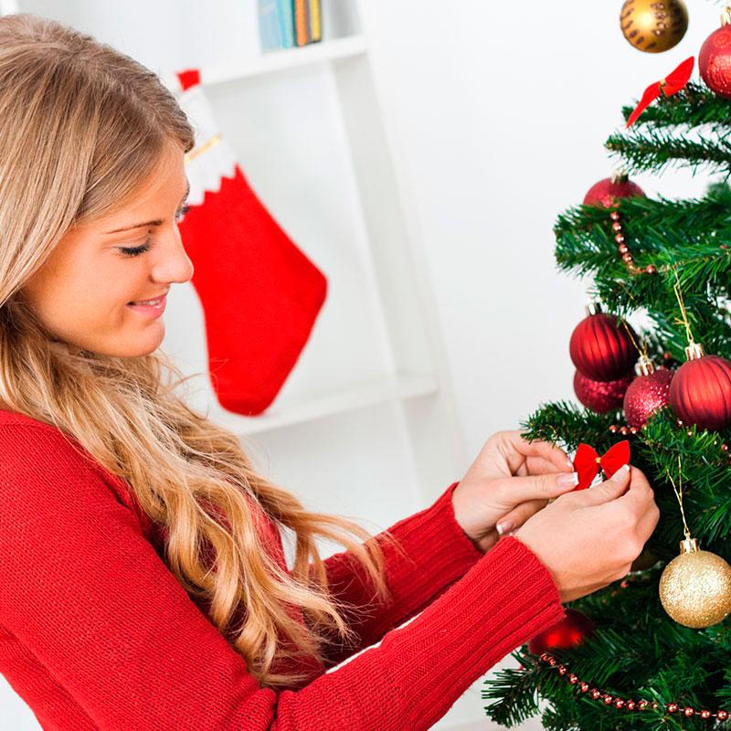 Decora tu casa para navidad con todo el estilo kinky let - Decora tu arbol de navidad ...